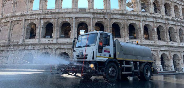 Sanificazione Roma e provincia