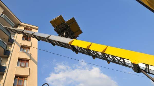 Noleggio autoscala e piattaforme Milano